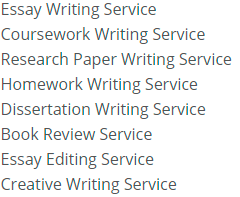 online editing and high quality academic articles  services